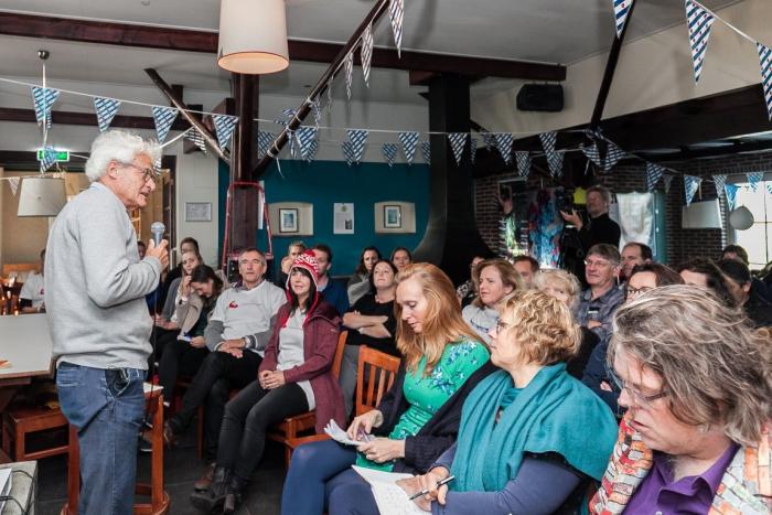 Keynote speech Hans van Ewijk #Krachtproef18